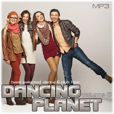 VA-Dancing Planet Vol. 5 (2014)
