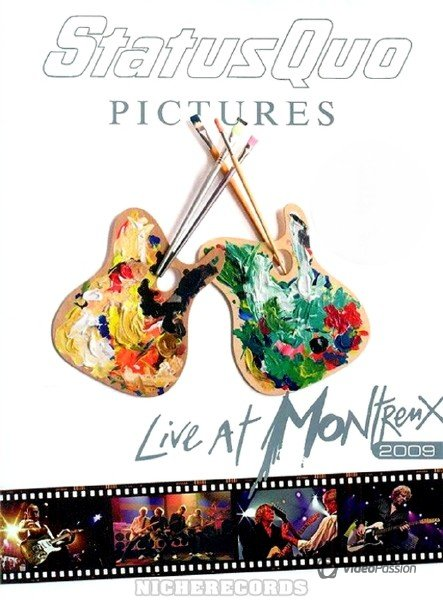 Status Quo - Pictures: Live At Montreux (2009) DVD9