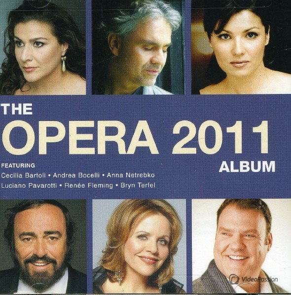 The Opera Album 2CD (2011) MP3