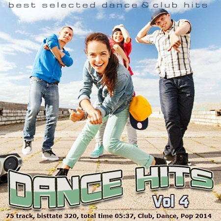VA-Dance Hits Vol. 4 (2014)