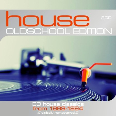 VA-House Oldschool Edition: 30 House Classics 1989 - 1994 (2014)
