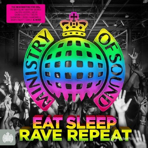 Ministry Of Sound: Eat Sleep Rave Repeat (2014)