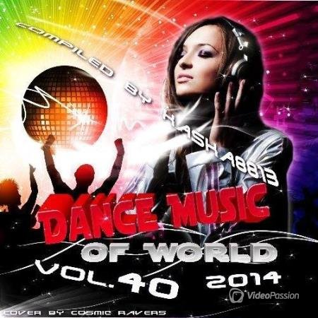Dance Music Of World Vol. 40