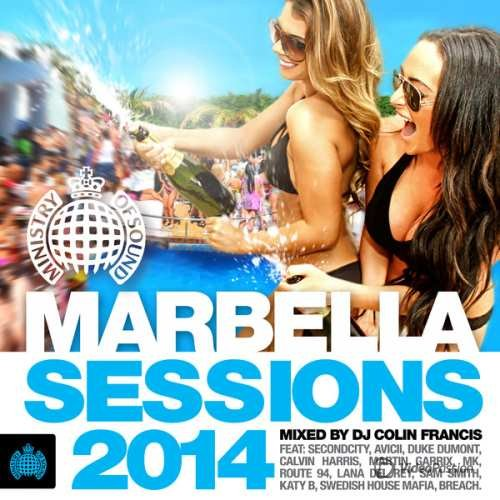 Ministry of Sound - Marbella Sessions 2014 (2014)