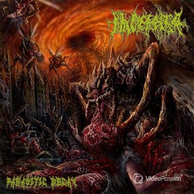 Placenta Powerfist - Parasitic Decay (2014)