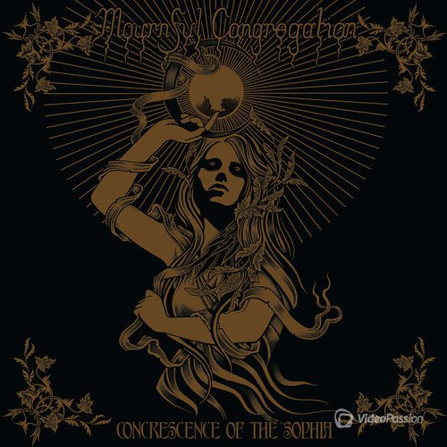Mournful Congregation - Concrescence Of The Sophia (EP) (2014)
