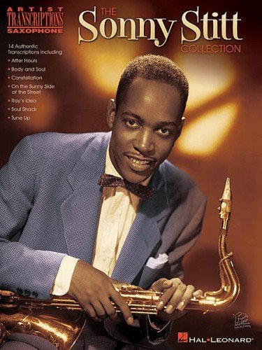 Sonny Stitt - Discography (1949-2015) [LOSSLESS / MP3]