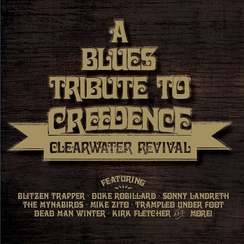 VA–A Blues Tribute To Creedence Clearwater Revival (2014)
