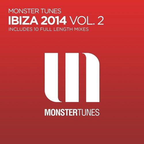 VA - Monster Tunes Ibiza 2014 Vol 2 (2014)