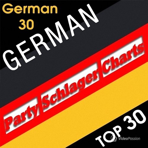 German Top 30 Party Schlager Charts (25.08.2014)