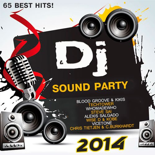 VA-DJ Sound Party (2014)