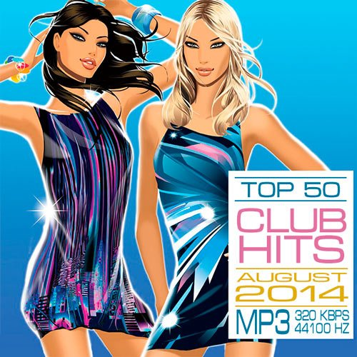 VA-Top 50 Club Hits August 2014 (2014)