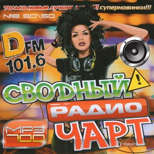 VA-Сводный радиочарт 50/50 (2014)
