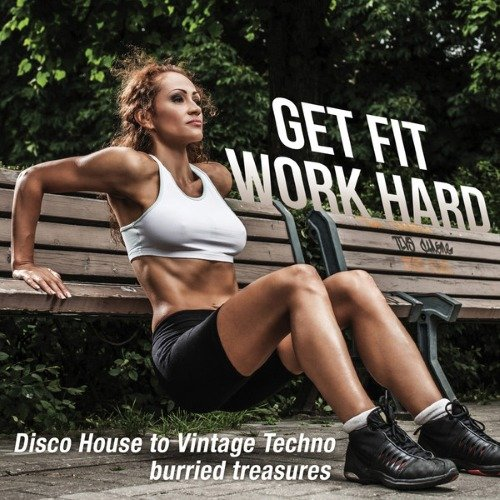 VA - Get Fit Work Hard (Disco House to Vintage Techno Burried Treasures)(2014)