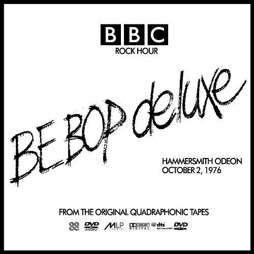 Be Bop Deluxe - BBC Rock Hour [DVD-Audio] (1976)