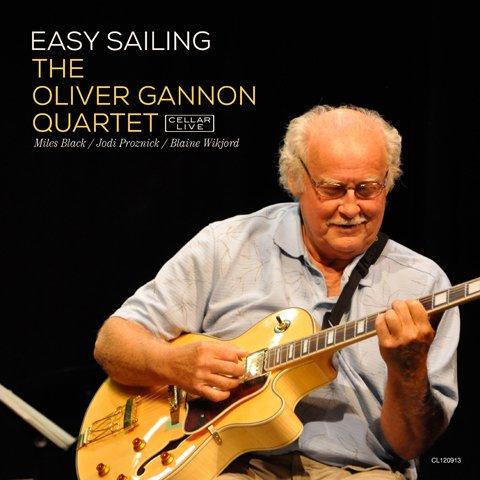 Oliver Gannon - Easy Sailing (2014)