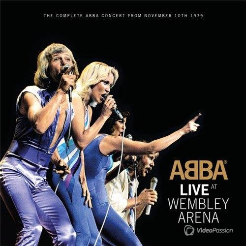ABBA - Live At Wembley Arena (Deluxe Edition Book) (2014)