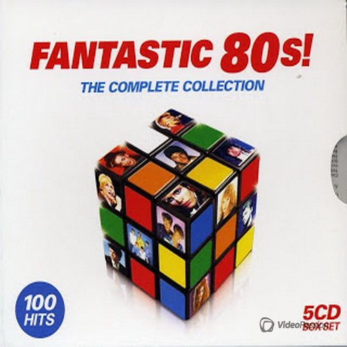 Fantastic 80s! - The Complete Collection (Box-Set 5 CD) (2008)