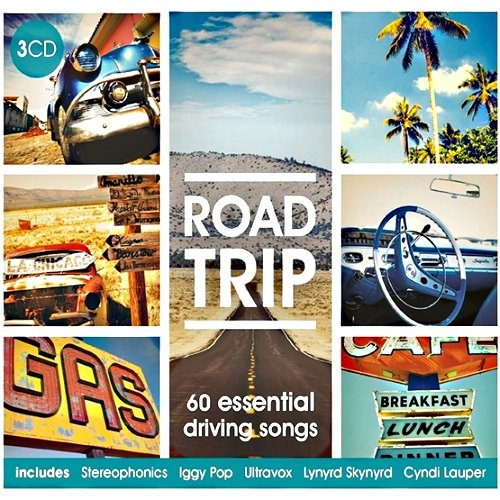 VA-Road Trip 60 Essential Driving Songs (2014)