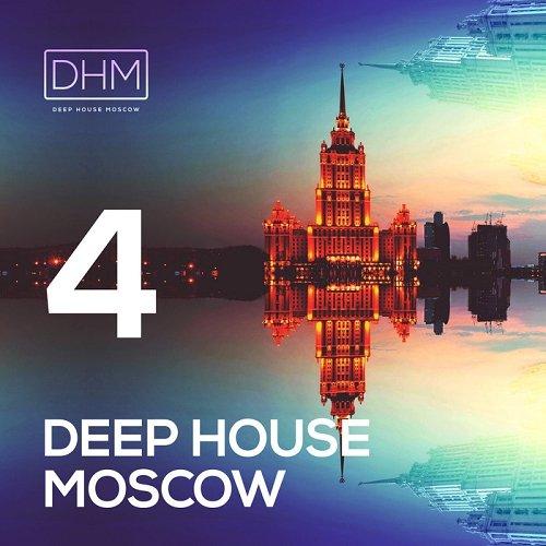 VA - Deep House Moscow #4 (2014)