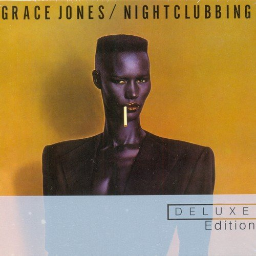 Grace Jones - Nightclubbing [Deluxe Edition] (2014)