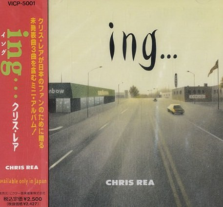 Chris Rea - Ing... (Japan Edition) (1989)