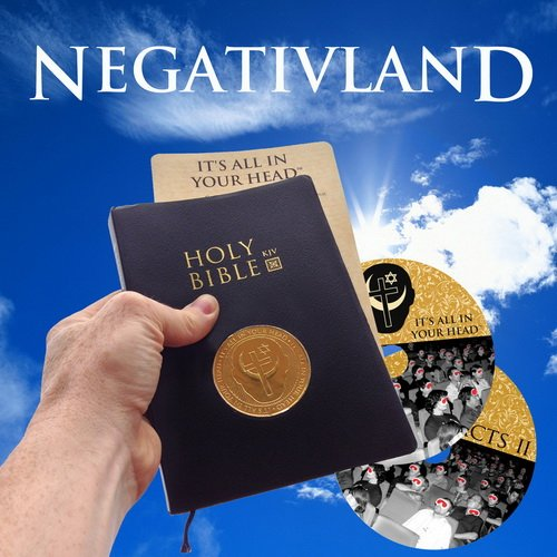 Negativland - It's All In Your Head (2014)
