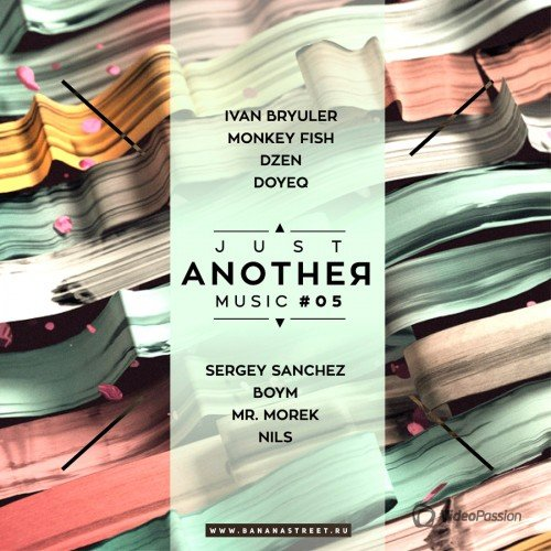 JUST ANOTHER MUSIC #05 (8-CD) (2014)