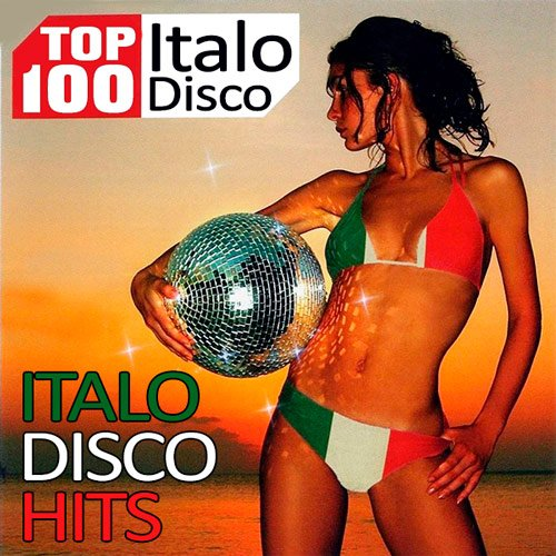 VA-Top 100 Italo Disco (2014)