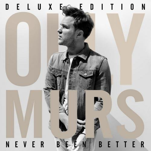 Olly Murs - Never Been Better (Deluxe Edition) (2014)