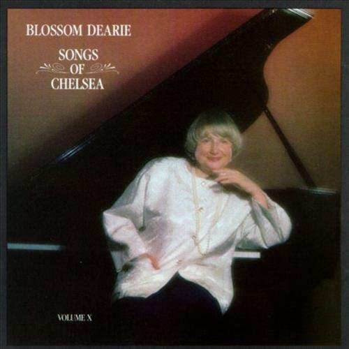 Blossom Dearie - Songs of Chelsea (1987)