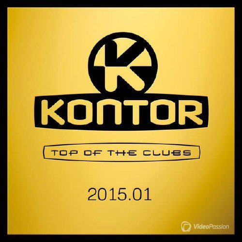Kontor Top Of The Clubs 2015.01 (2014)