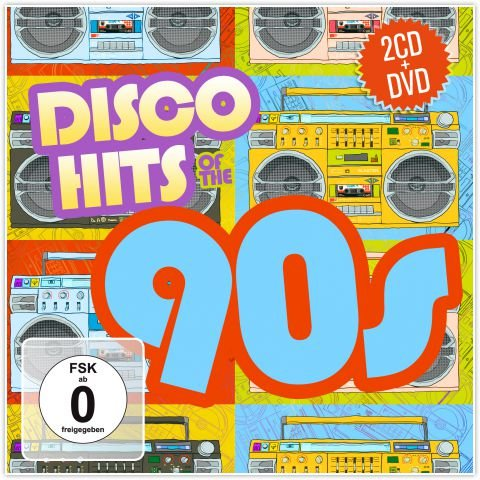 VA - Disco Hits of the 90's (2014)