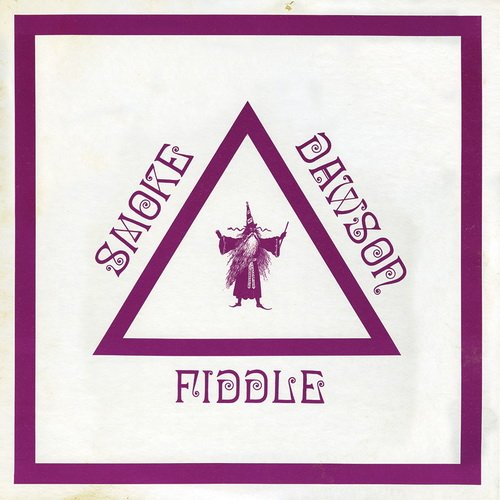 Smoke Dawson - Fiddle (1971, Reissue 2014)