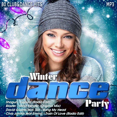 VA-Winter Dance Party (2014