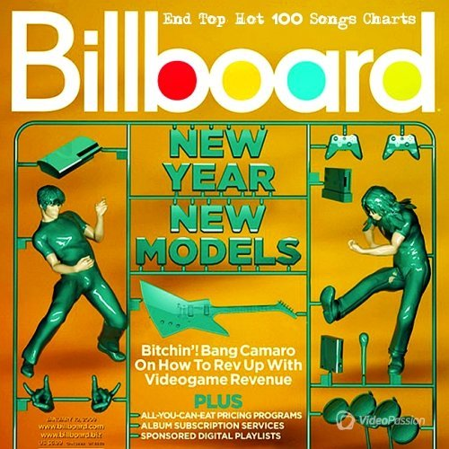 Billboard 2014 Year End Top Hot 100 Songs Charts (Best Singles) (2014)