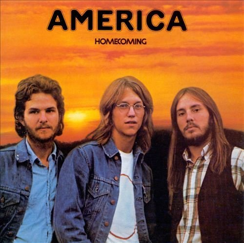 America - Homecoming (1972)