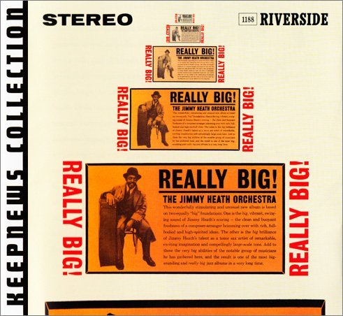 Jimmy Heath - Really Big! (1960)