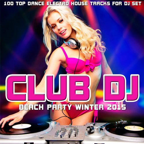 VA-Club DJ Beach Party Winter 2015 (2015)