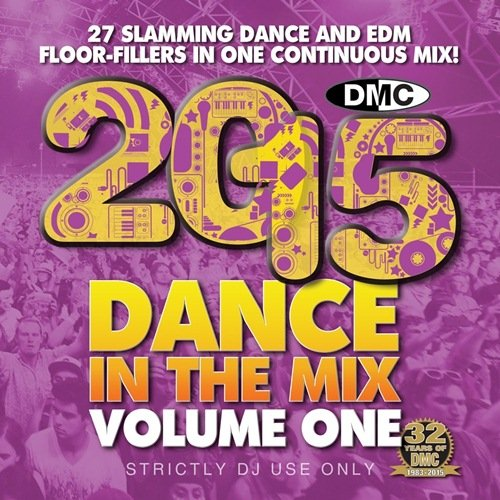 DMC Dance In The Mix 2015 Volume 1 (2015)