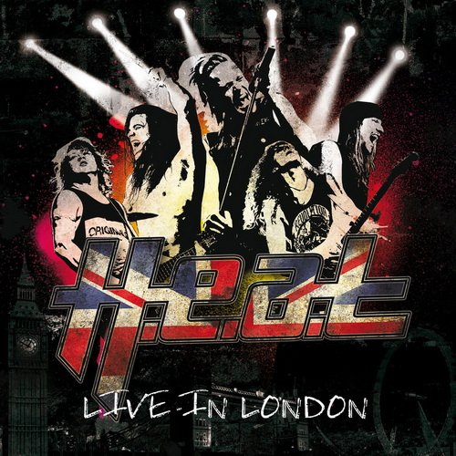 H.E.A.T - Live In London (2015)