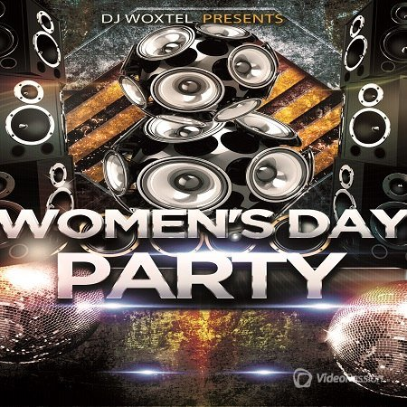 DJ Woxtel - Women's Day party (08.03.2015)
