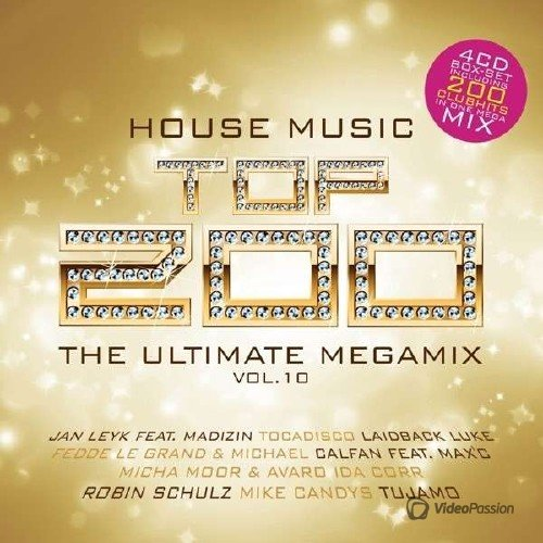 House Top 200 Vol.10 (2015)