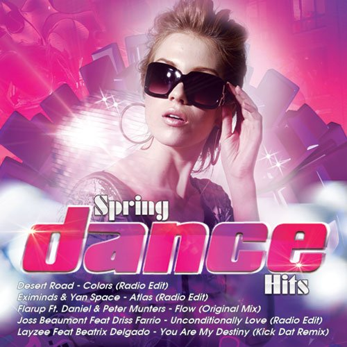 VA-Spring Dance Hits (2015)