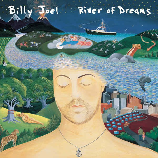 Billy Joel - River of Dreams (1993) [Remastered 2014]