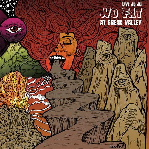 Wo Fat - Live Juju Wo Fat At Freak Valley (2015)
