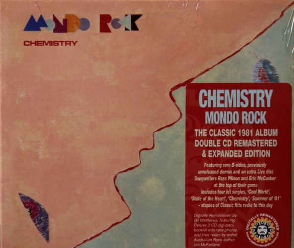 Mondo Rock - Chemistry [Expanded & Remastered] (2014)