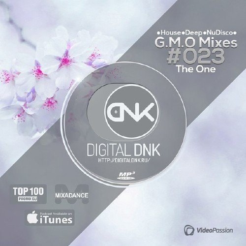 digital DNK - G.M.O Mixes (#023 The One) (2015)