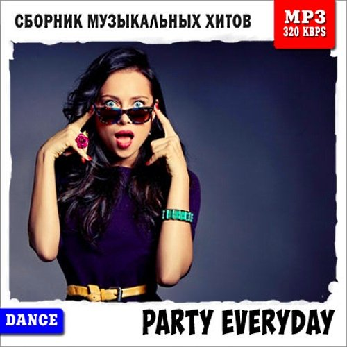 VA-Party Everyday (2015)