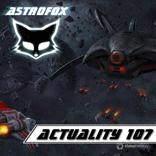 AstroFox - Actuality 107 Best Of House (2015)